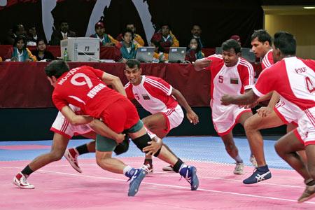 AIG Sports--Kabaddi
